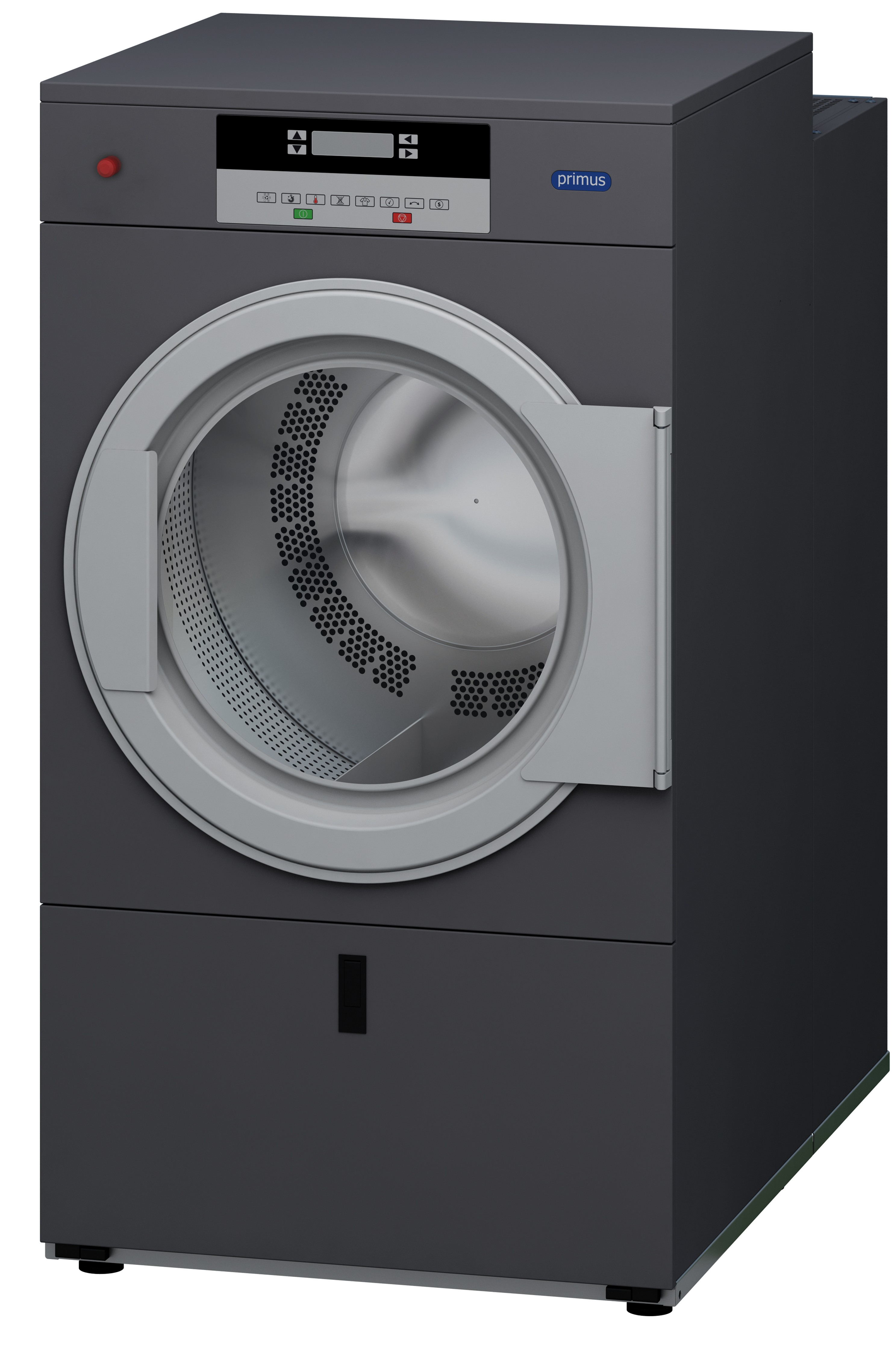 Tumble Dryers Gas Electric Steam Combination Of Electric Steam